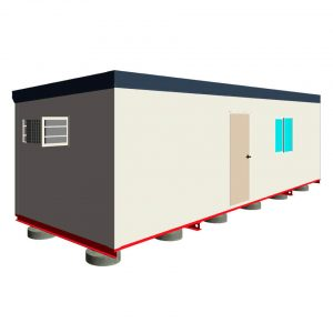 Site Office 7011-9.6x3-3DV
