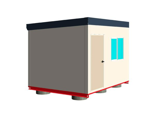 Site Office 7015-3.6x3-3DV